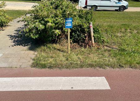 Locaties gemeente Beuningen markeren