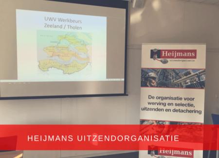Heijmans Uitzendorganisatie gaat 28-02-2018 naar de beurs!
